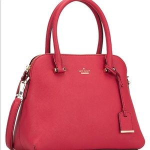 Kate Spade Cameron Street Maise Rosso Red